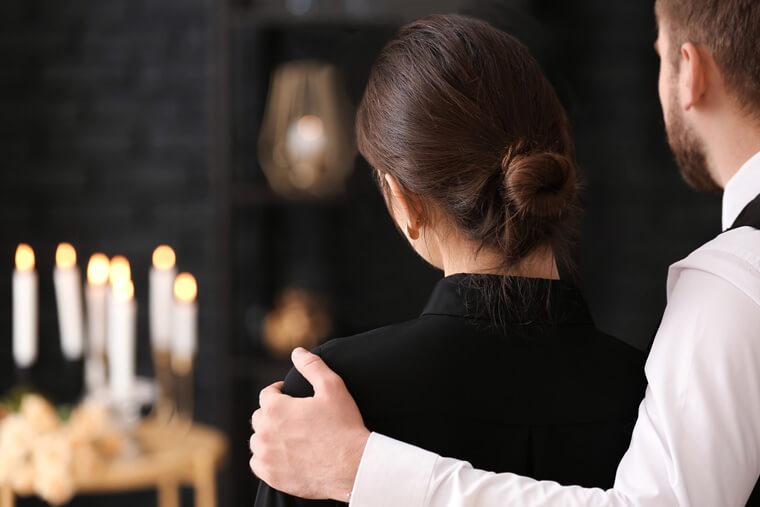 Bauer Georg GmbH bietet Trauerbegleitung
